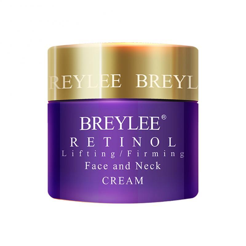 NEW BREYLEE Firming Face Cream Lifting Neck Anti-aging Remove Wrinkles Night Day Cream Moisturizing Beauty Facial Serum