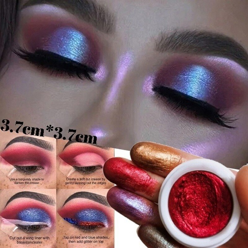 Makyaj Glitter Shinning Glitter Tozu Göz Pudra Tek Renkli Makyaj Göz Farı Makyaj Tek 12 Renk Maquillajes Para Mujer