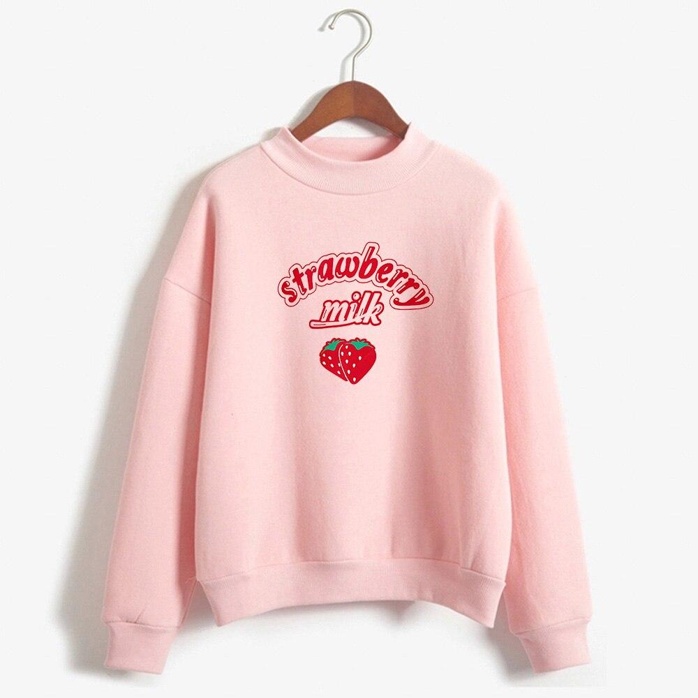 Harajuku Kawaii fresa Sudadera con capucha mujeres 2019 moda coreana Kpop calle estilo sudaderas escuela chica Streetwear