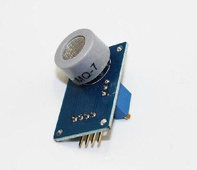 MQ-7 gris, Sensor Semiconductor, módulo de Sensor de Gas CO, nueva electrónica diy