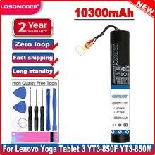 10300mAh L15C2K31 L15C2K32 L15D1P31 L16D3K31 L15D2K31 Bateria Do Portátil Para Lenovo Yoga Tablet 3 YT3-850 YT3-850F YT3-850M X90 X90F