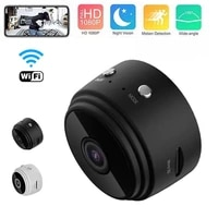Mini Camera 1080P HD Video Recorder IP WIFI Video Camera Camcorder Wireless Home Security DVR Smart Home Night Vision Device