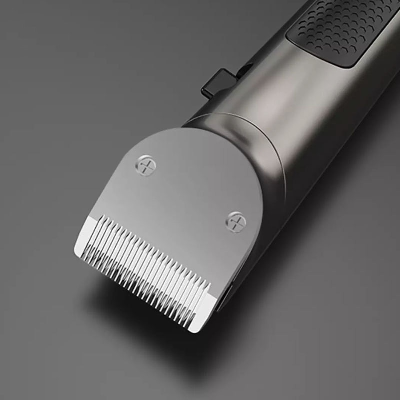 Rihua hairdresser re-6305, washable, rechargeable, professional, carbon steel enlarge