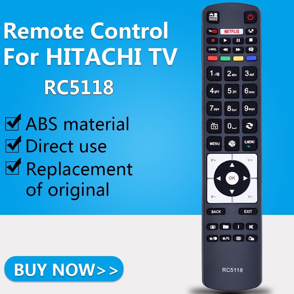 Пульт дистанционного управления Управление для экскаватора Hitachi ТВ RC5118 65AO2SB 22HYC06 24HBC05 24HBC05A 24HYC05 32HBC01 32HBC01A 32HBC01 24HBC05