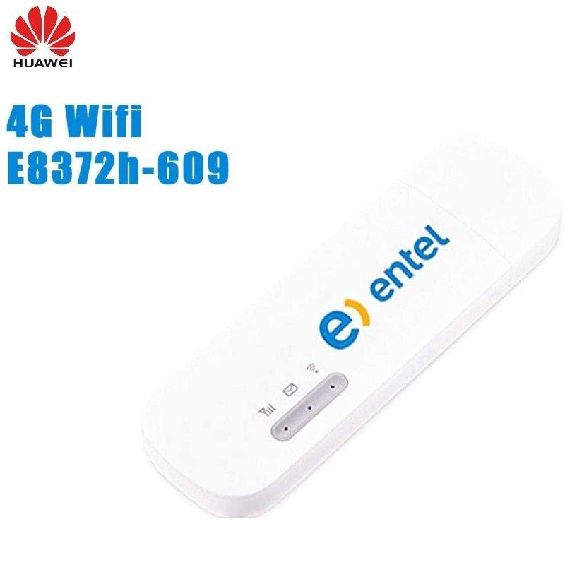 Desbloqueado Huawei E8372h-609 4G LTE 150Mbps Wifi Dongle para venta