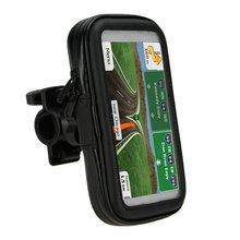 Велосипедный мотоциклетный держатель для телефона, водонепроницаемый чехол, велосипедная сумка для телефона для iPhone Xs 11 Samsung s8 s9, подставка для мобильного телефона для GPS навигации