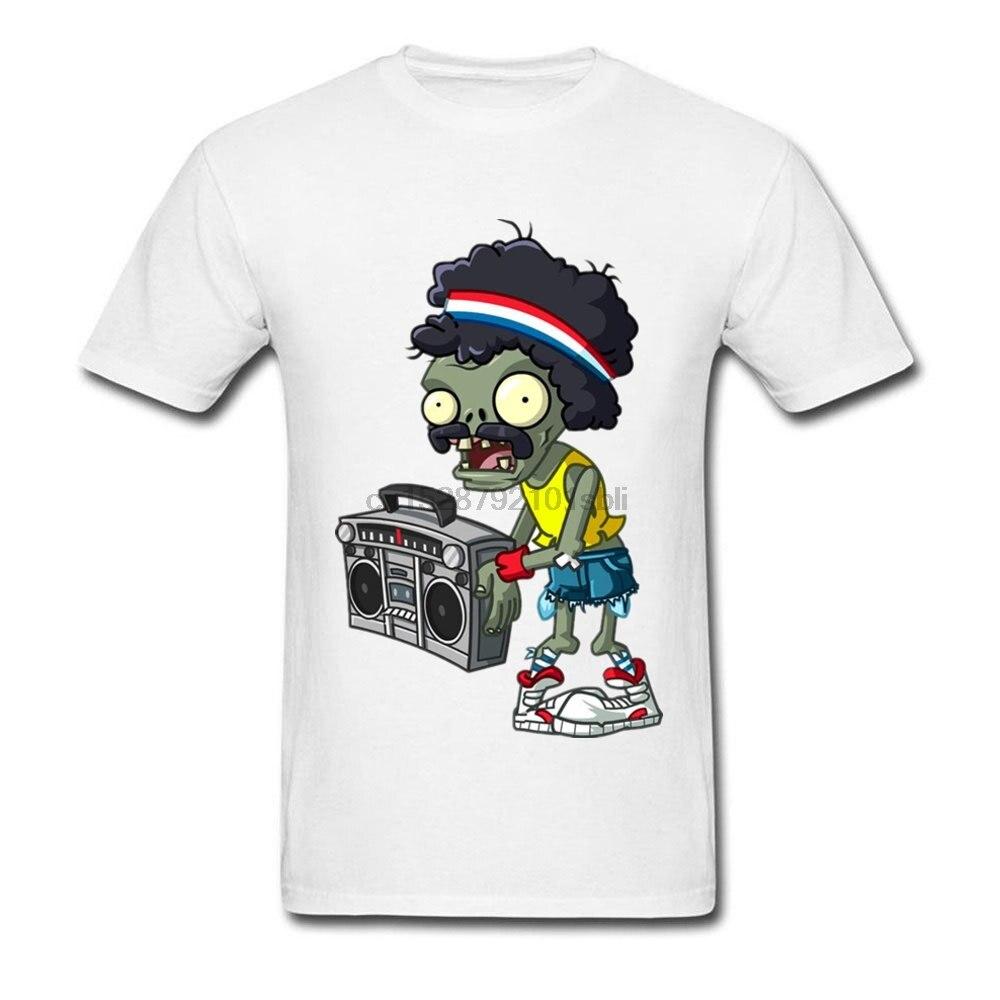 Retro Video Rap Rock Musik Anlage Zombie T-shirts Oansatz Gta5 Jugend Tees Jojos Bizarre Abenteuer T Shirt T Shirts Für student