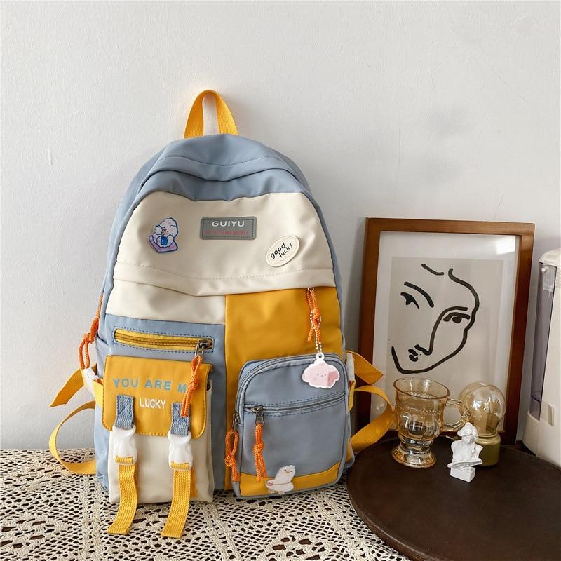 школьные рюкзаки thorka школьный рюкзак mc neill ergo light plus милашка 4 предмета Японский Школьный ранец, большой школьный рюкзак, школьные рюкзаки, школьные модные рюкзаки, школьный японский рюкзак, женский рюкзак