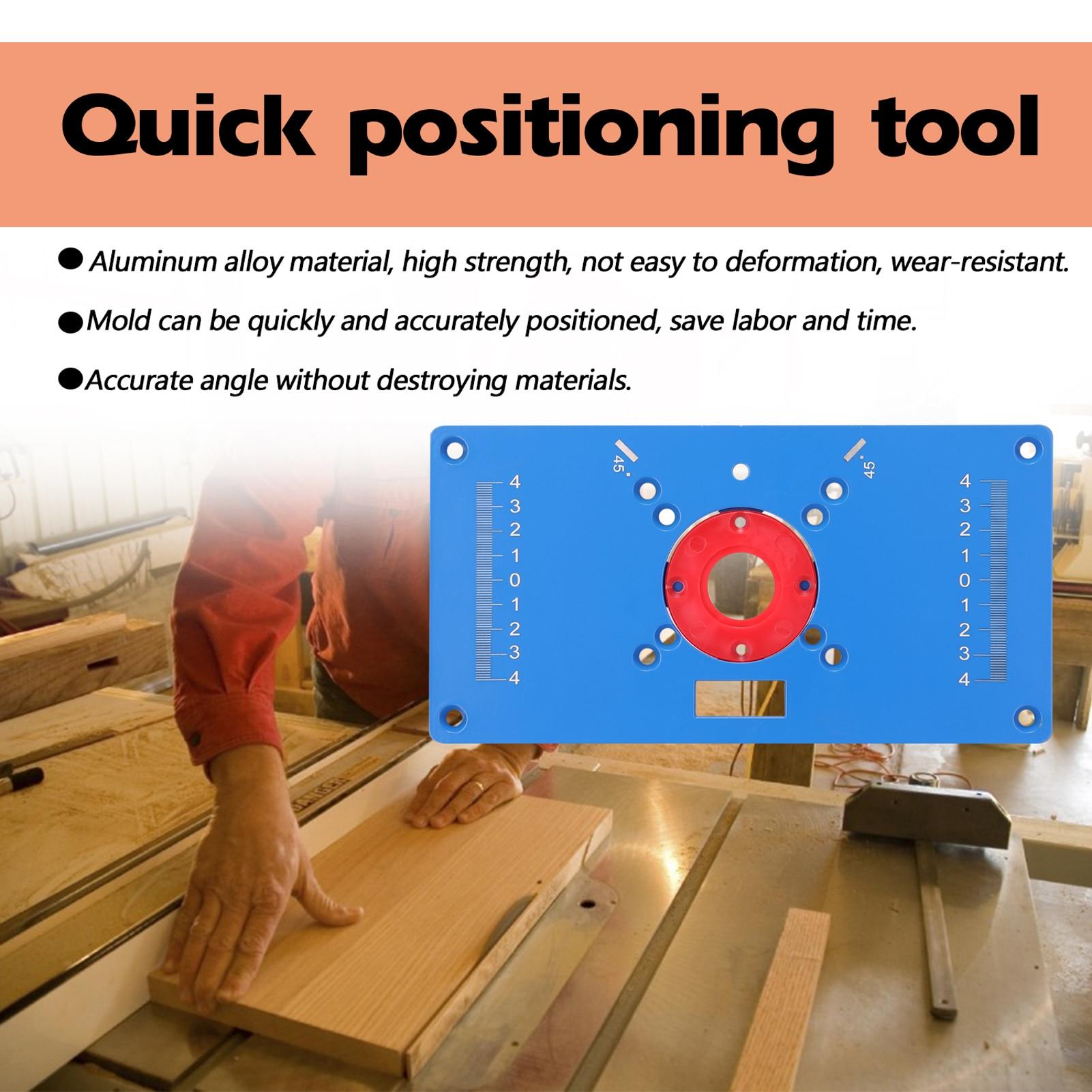 Máquina de Gravura da Placa da Aleta Fresadora e Entalho Ferramenta de Corte Carpintaria Máquina Roteador Mesa Placa Inserção