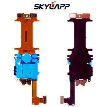 Neue Flach Kabel für Nokia 8800 Arte Flex kabel Flex Band Stecker mit komponenten Kostenloser versand