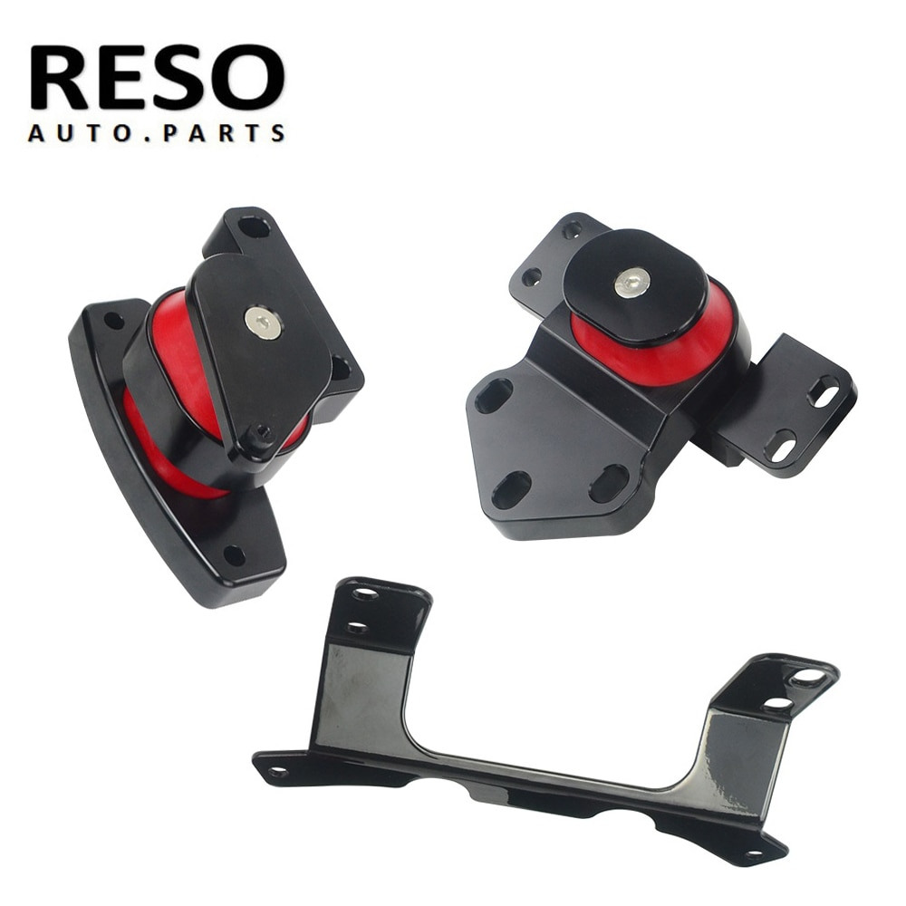RESO--Drivetrain Engine Transmission Mount Dog Bone For Volkswagen Jetta Golf VII Beetle 2.0 Gti Audi A3 1.8T 2.0T
