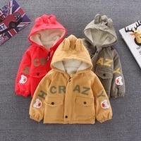 new toddler baby kids spring autumn hoody outerwear boys girls jacket coat infant windbreaker overall children clothing newborn