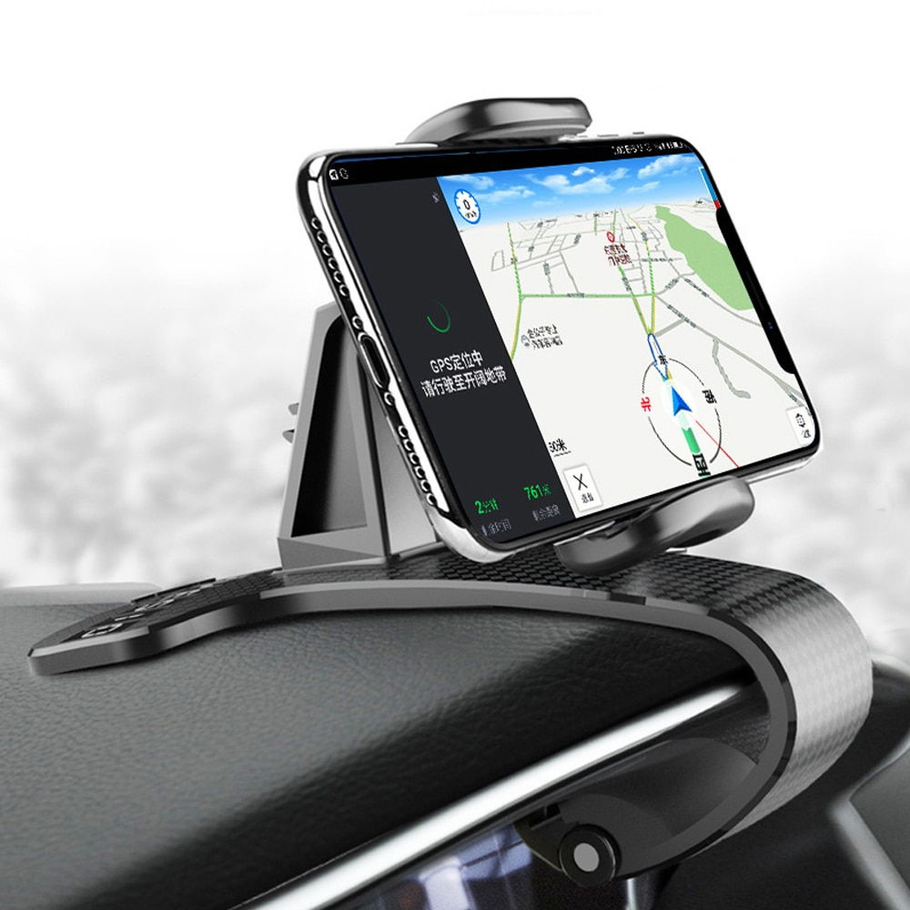 Clip de soporte de teléfono para BMW F10 F11 F15 F16 F30 F32 G30 G30 soporte de pantalla HUD soporte de montaje de teléfono móvil para IPhone 11 XS X