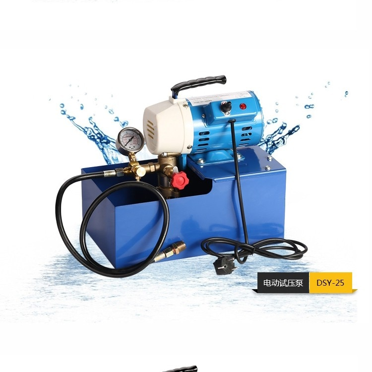 DSY-60 Long Life Hydrotest Plumbing Static Test Pump