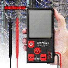 ADMS7CL cyfrowy multimetr 3.5 Cal duży LCD cyfrowy inteligentny woltomierz TRMS 6000 zlicza DMM Slim multimetr TN99