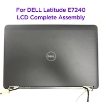 original 12 5 lcd screen touch digitizer complete assembly for dell latitude e7240 lp125wf1 spa4 py6p2 fhd 1920x1080 display