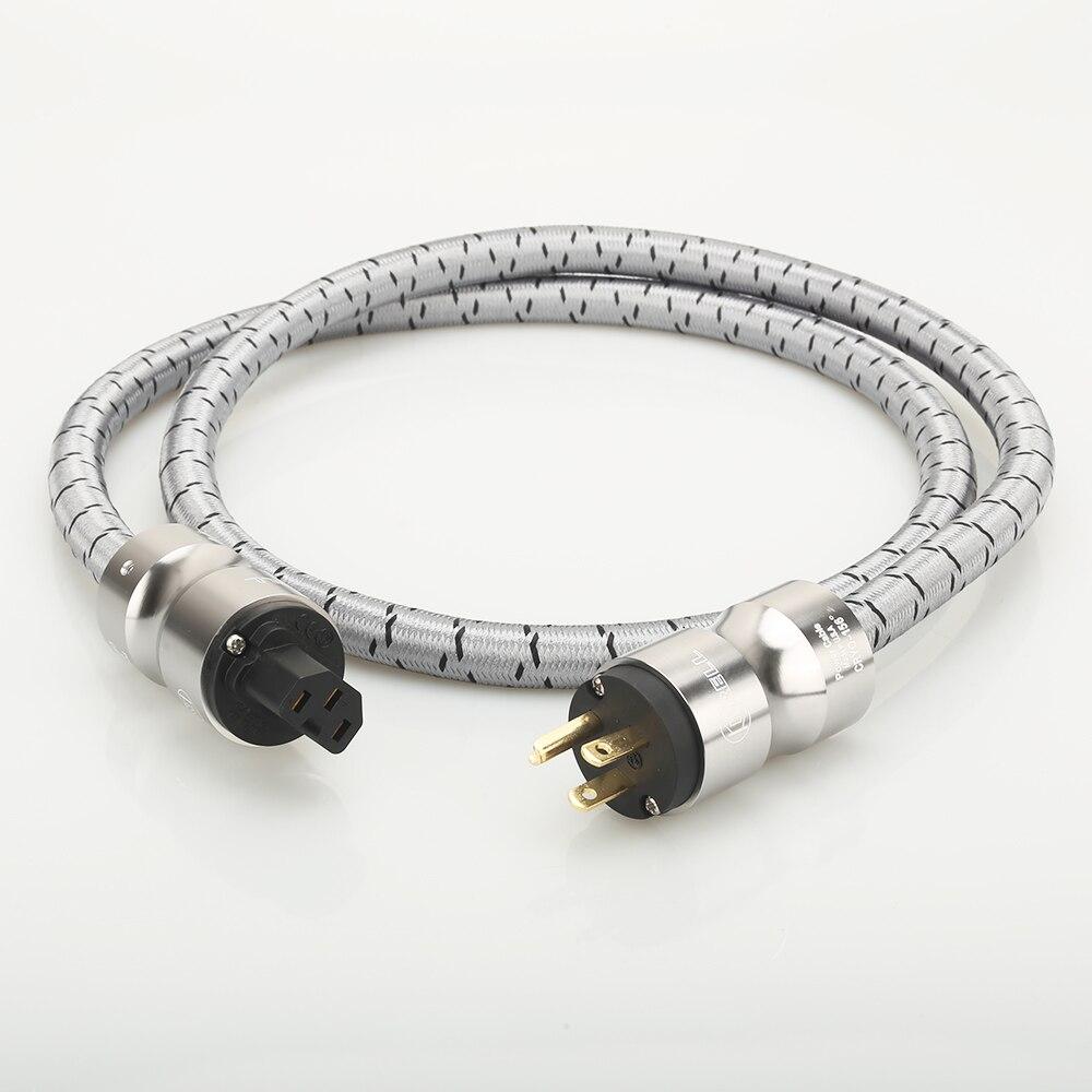 High End hifi power cable HIFI US AC Audiophile Power cable Hi Fi cable AC Power cable