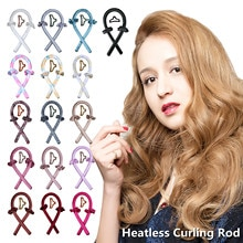 Heatless Curling Rod Heatless Hair Curls Headband Make Hair Soft And Shiny Hair Curler Hairdressing