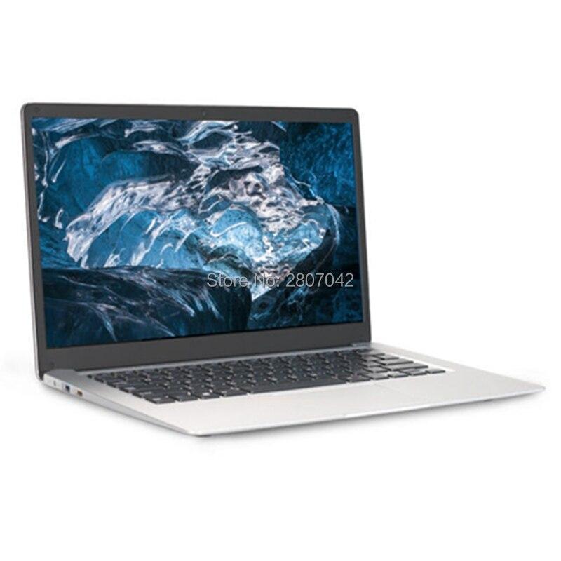 2020 Computer 14 Inch N3050/E8000 Quad-core Laptop 4GB RAM 64GB eMMC 128GB 256GB TF light thin Notebook office study