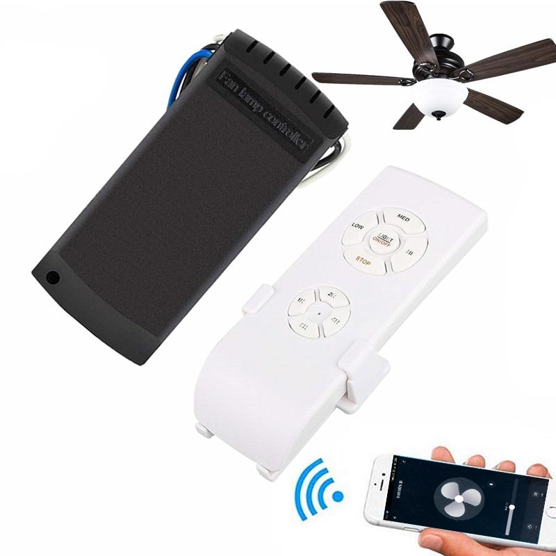 Tuya Wifi مروحة مفتاح الإضاءة الحياة الذكية APP التحكم عن بعد الذكية مروحة السقف مصباح التبديل التحكم الصوتي العمل مع أليكسا جوجل المنزل