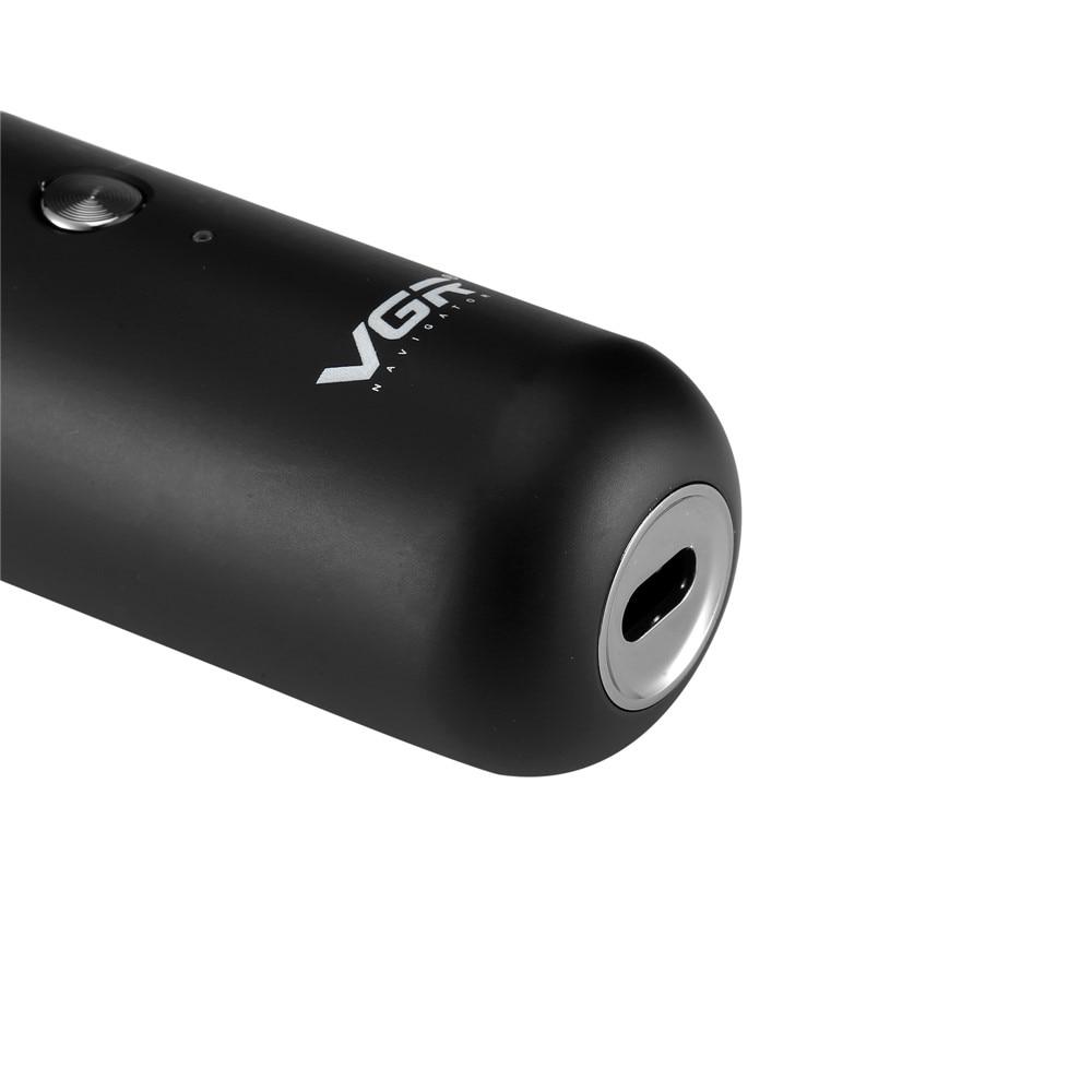 Hot Sale Electric Shaver Razor Men Washable USB Rechargeable Shaving Beard Machine Waterproof With Triple Blade