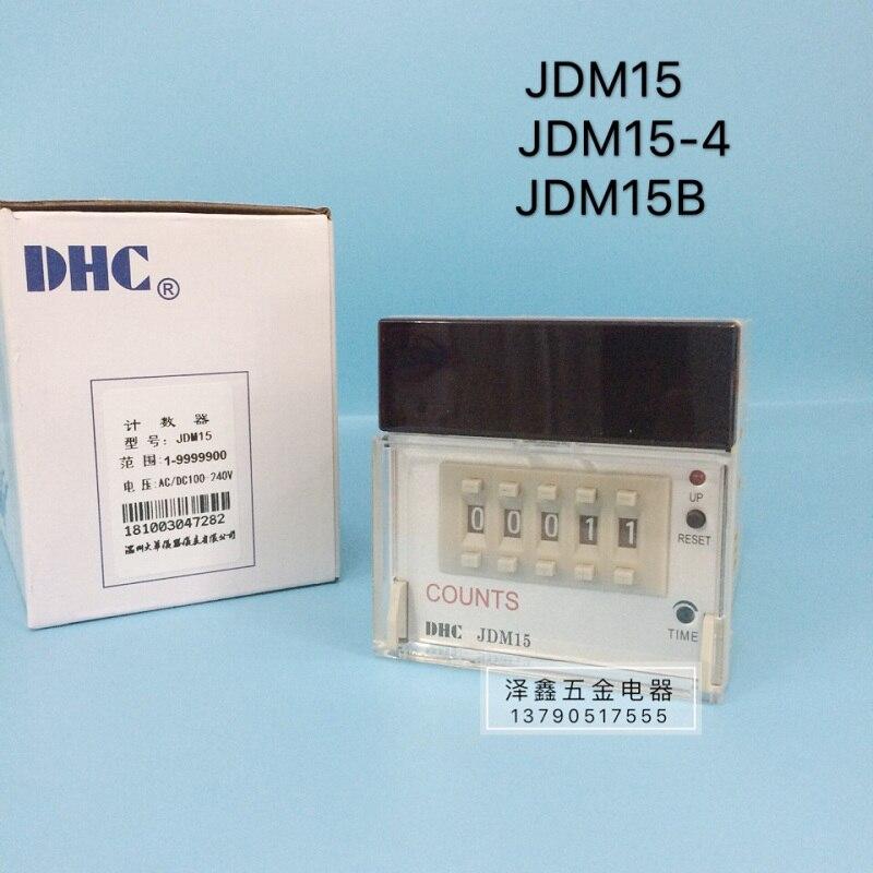 DHC داهوا عداد JDM15 JDM15-4 JDM15B شاشة ديجيتال آلة العمل