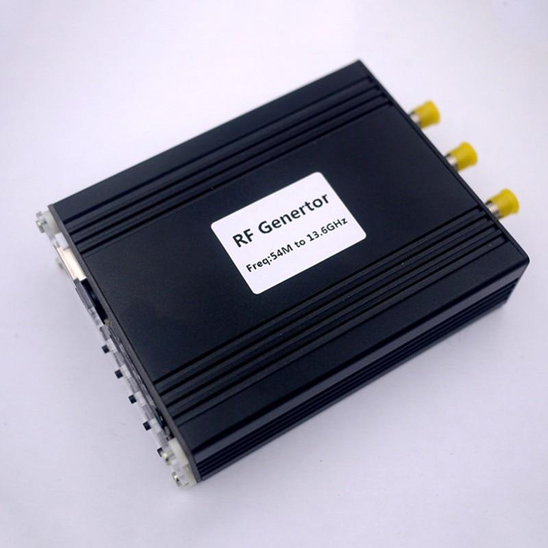 RF Signal Generator RF Frequency Generator Module with OLED Display ADF5355