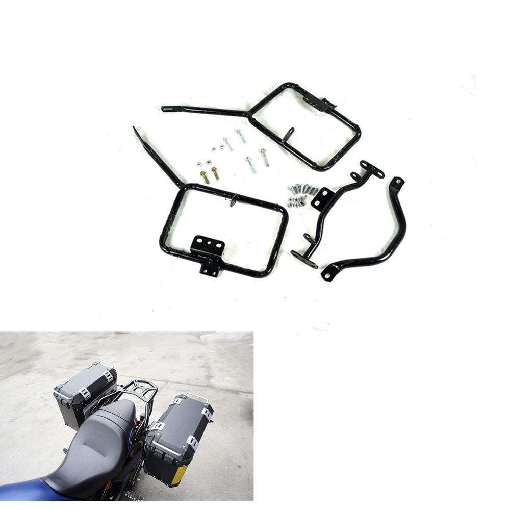Para Benelli 502c, asiento lateral, caja, portaequipajes para motocicletas, caja lateral, soporte 502 C