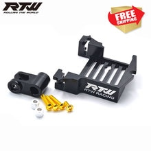 Pièces RC 1/5 x maxx traxxa servo mount aluminium 7749-1 2085X option pièces
