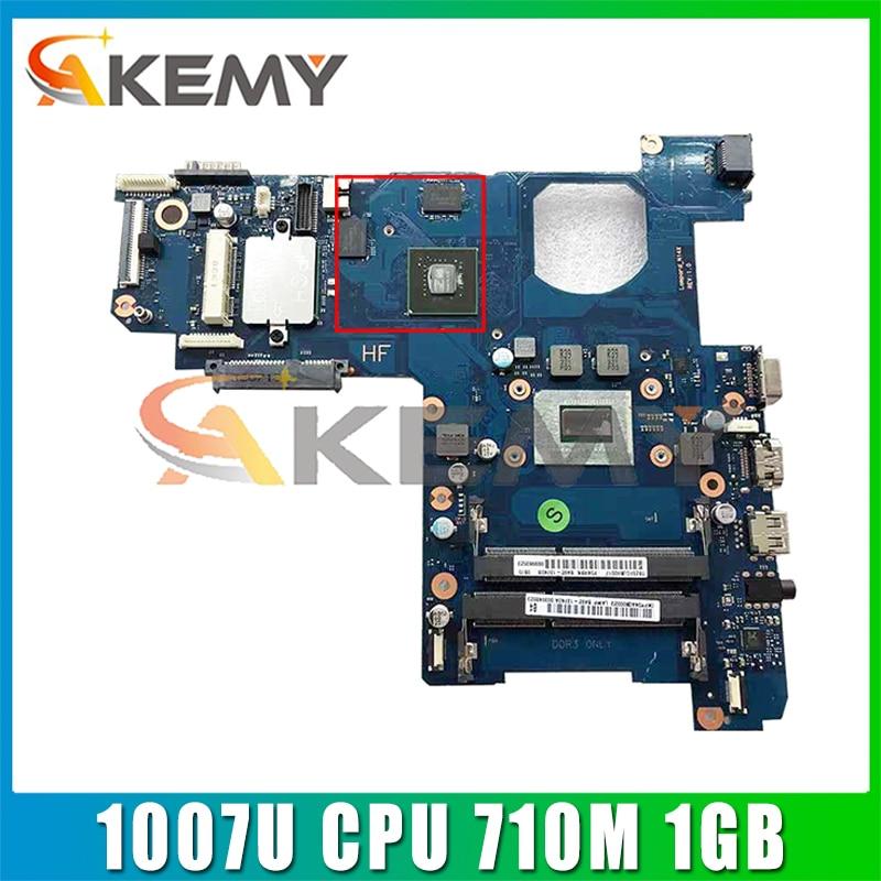 AKEMY لسامسونج NP300E5E 270E5E محمول اللوحة مع 1007U CPU 710 متر 1 جيجابايت GPU BA41-02243A BA92-13839A BA92-13839B