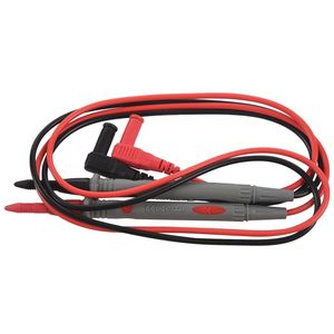 SODIAL(R) Digital Multimeter 1000V 10A Test Lead Cable Probe 2 Pcs