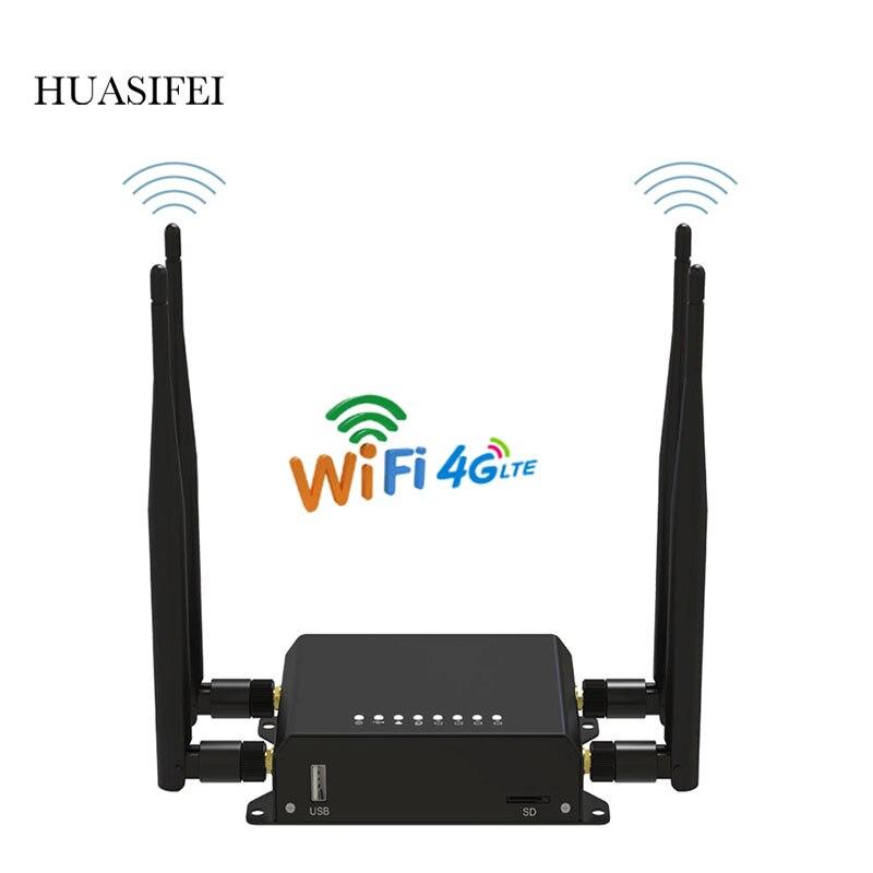 Фото - ZBT 300mbps 4G LTE router 4g sim card VPN PPTP L2TP router 4g modem wifi SIM card slot router 4g wifi router RJ45 port 1LAN4WAN huasifei 4g dual card multi mode intelligent 1200m 3g4g lte dual sim card router openwrt l2tp router wifi modem router with sim