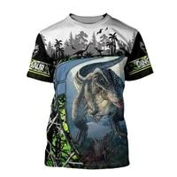 love dinosaur 3d printed t shirt harajuku streetwear t shirts funny animal men for women short sleeve drop shipping 012