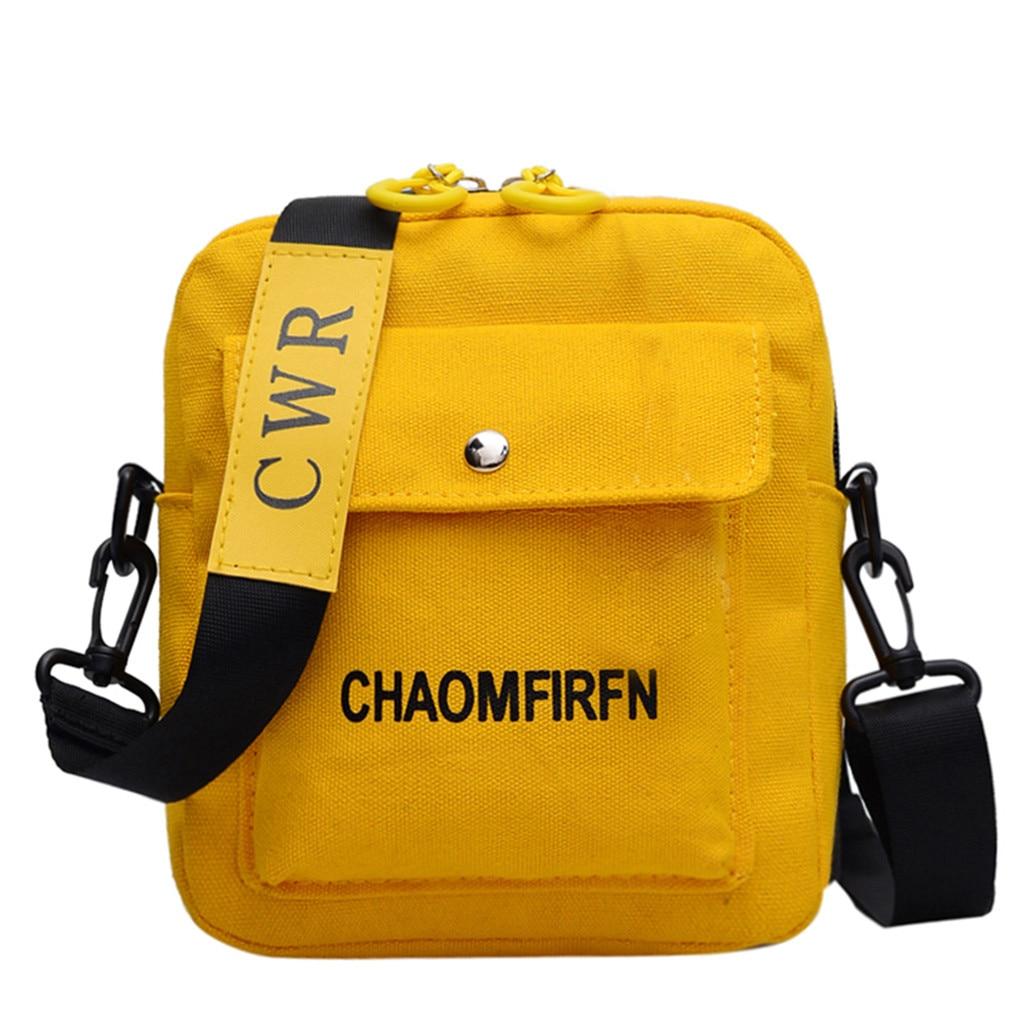 Sleeper #P501 2019 NEW Women Pure Color Casual Tote Outdoor Bag Canvas Handbag Zipper Shoulder Bag сумка женская Free Shipping