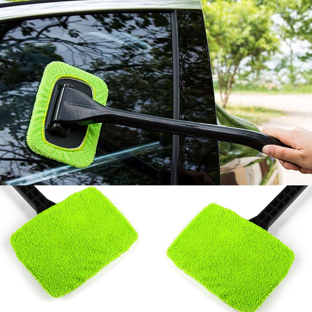 Эргономичный дизайн ручки автомобильный очиститель ветрового стекла Автомобильный оконный Стекло чистящие кисти инструменты с длинной ру...