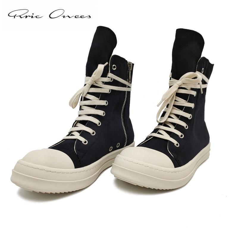 Рик оригинальная обувь Rric Owens женские кроссовки мужские кроссовки уличная одежда мужская обувь мужская повседневная обувь парусиновые бот...