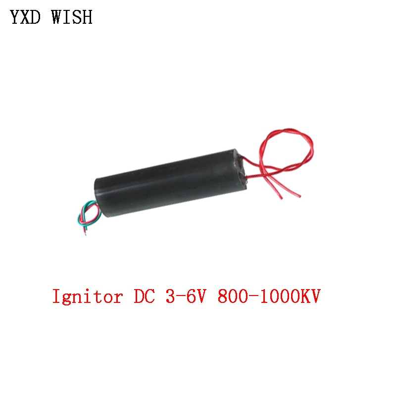 800-1000KV High Voltage Pulse Generator Arc Pulse Ignition Coil Booster Step Up Power Supply Convert