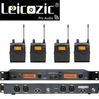 Leicozic BK2050 Wireless in ear Monitor System ear monitoring systems wireless stage monitor system SR2050 IEM bodypack monitor