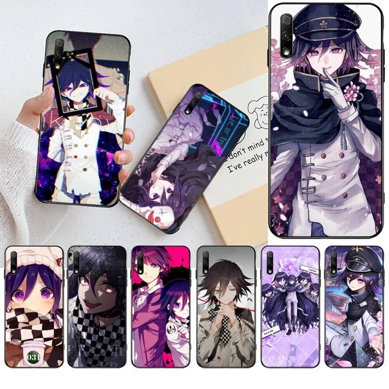 Kokichi Ouma Girl, funda de teléfono de diseño único y lujoso para Huawei Honor 30 20 10 9 8 8x 8c v30 Lite view pro