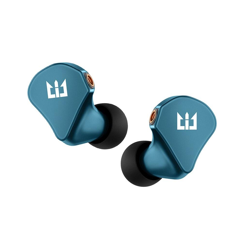 AK TRI I4 1DD+1BA Knowles Hybird In Ear Earphone IEM HIFI DJ Monitor Running Sport Earphone Earbud Earplug Headset Headplug enlarge