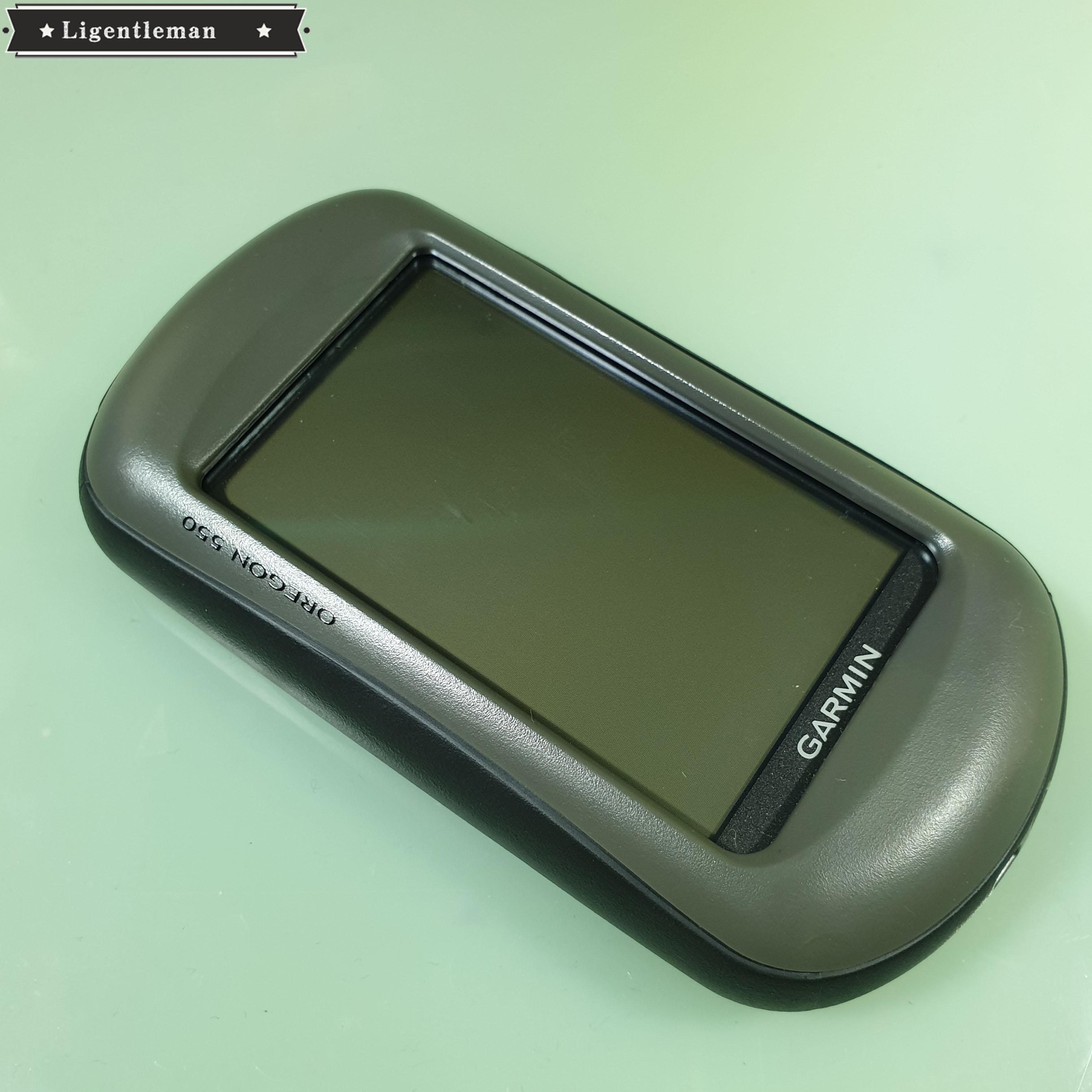 Tela lcd original usado para substituição, garmin oregon 550 com touch screen digitador para oregon 550 lcd garmin