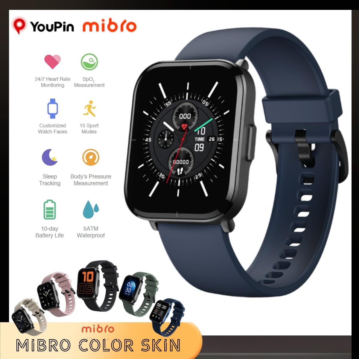 Smartwatch Mibro Color