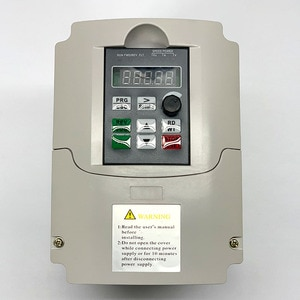 380V 2.2KW/0.75KW/1.5KW/4KW Mini VFD Variable Frequency Inverter for Motor Speed Control Converter