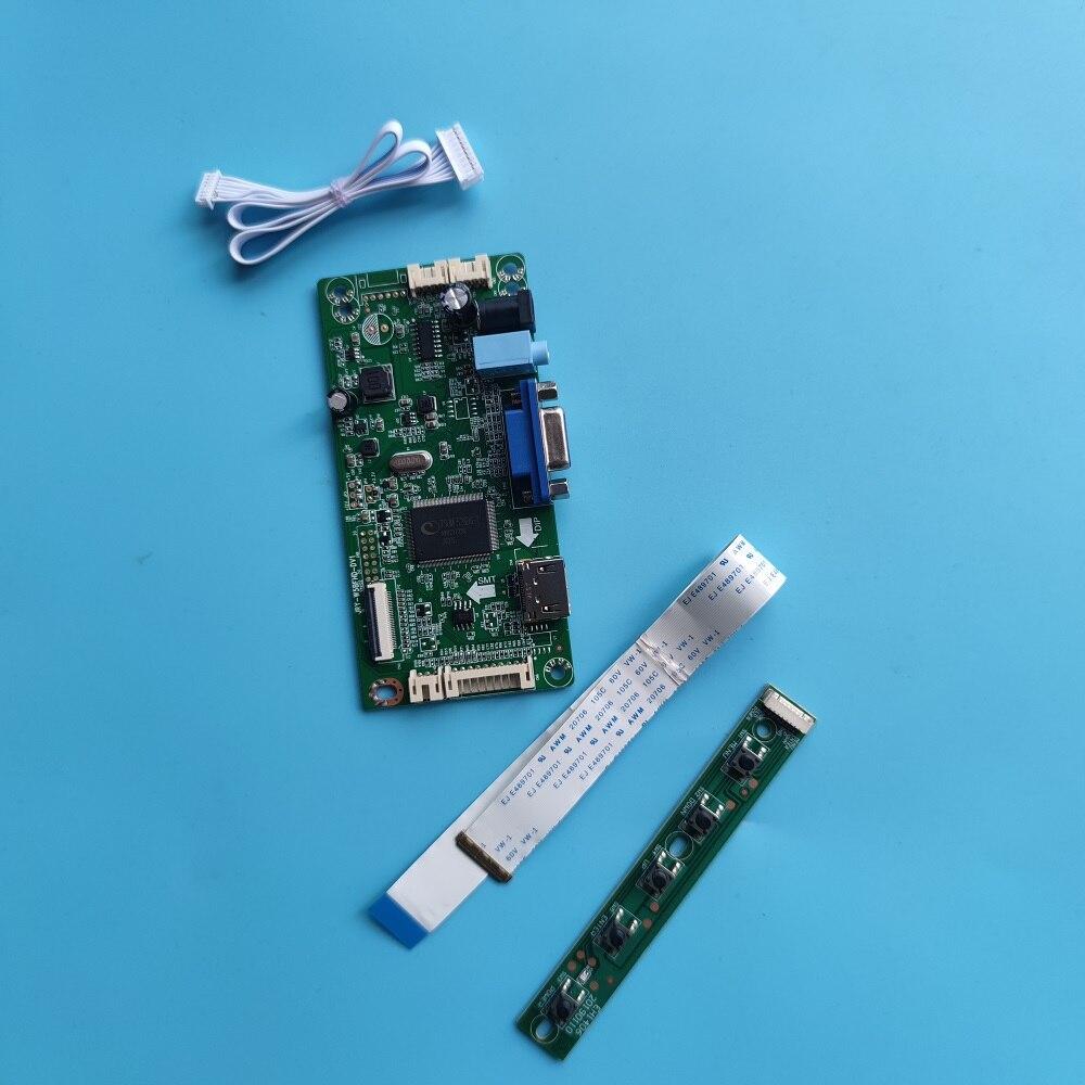 ل N133BGE تحكم مجلس سائق شاشة عرض VGA 30pin LCD DIY بها بنفسك HDMI متوافق 13.3
