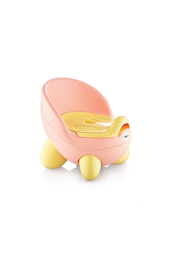 Babyjem Baby Tonton Potty Training Seat For Kids Soft Pink Children's Potty Baby Seat Toilet Seat Pot for Children Baby chair