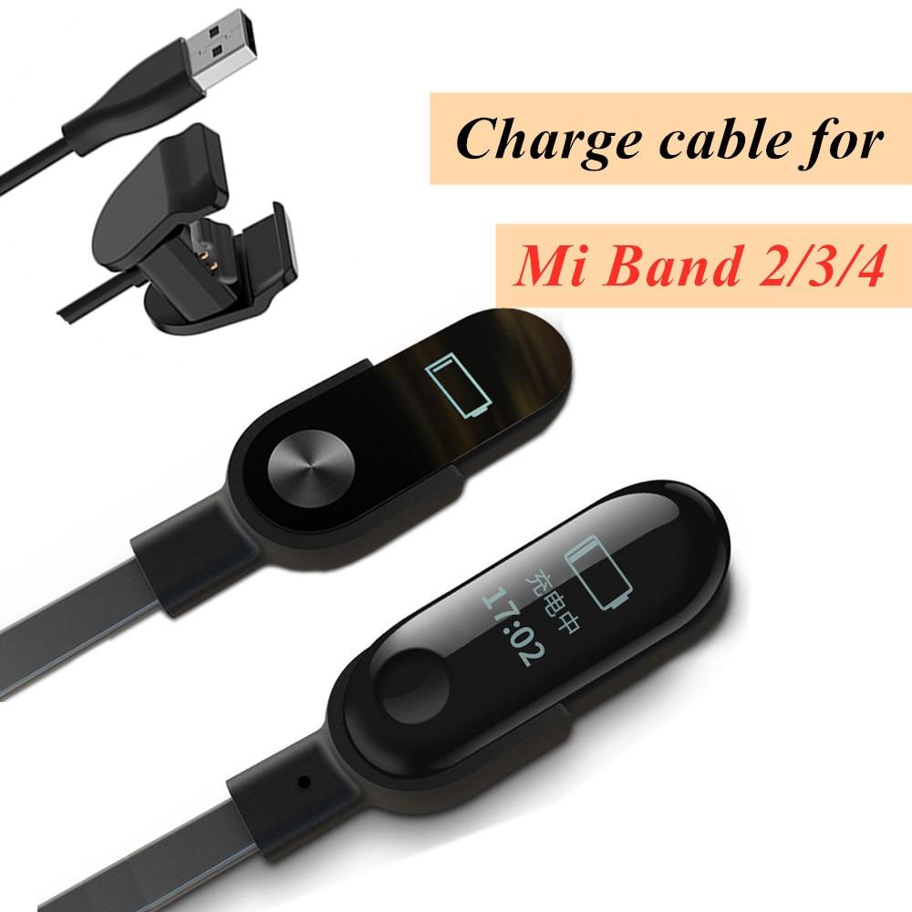 Cargador para Xiaomi Mi Band 2 3 4, Cable de carga de...
