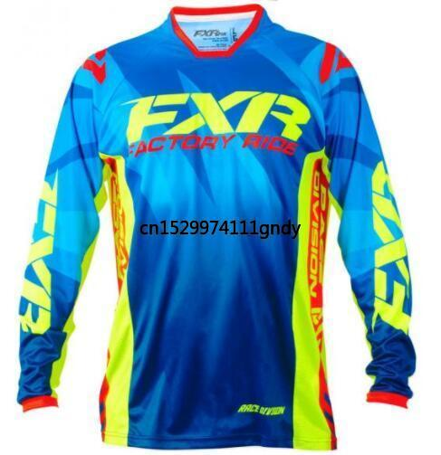 Motocross rappelling cycling jerseys riding mountain bike motorcycle jersey shirt