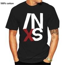Vintage chaud INXS 1990 TOUR t-shirt