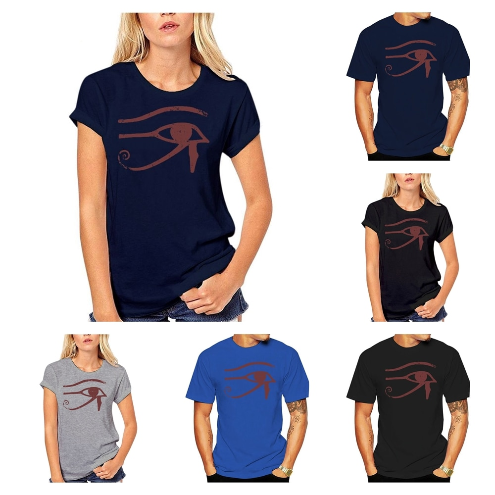 Camiseta de manga corta para hombres, camisa de diseño de Ojo de...