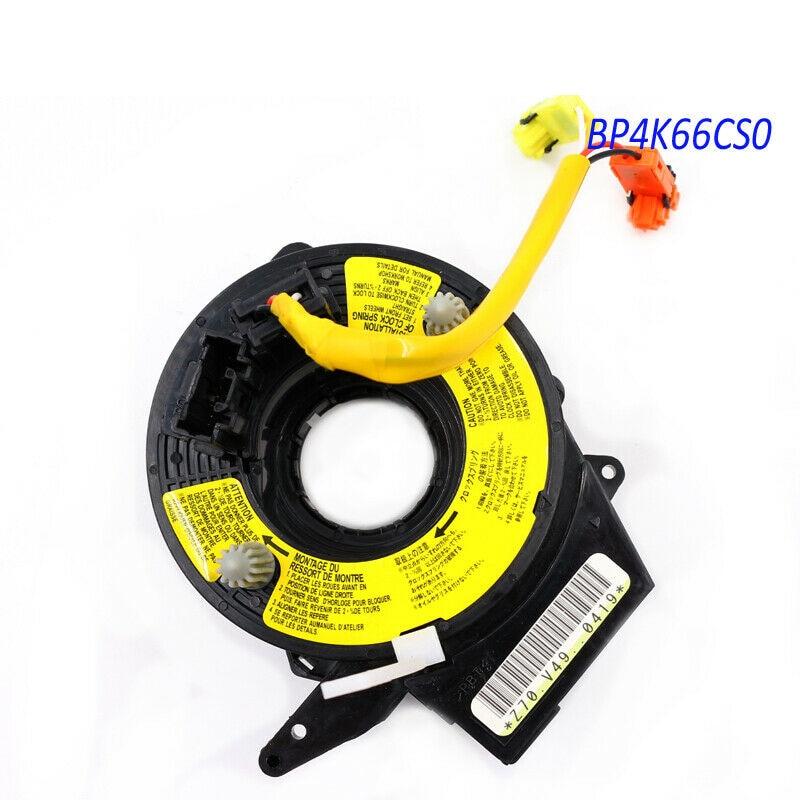 Car Steering Wheel Combination Switch Cable Assy For Mazda 3  2004 2005 2006 2007 2008 2009 BP4K-66-CS0 BP4K66CSO